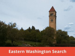 Eastern WA Search